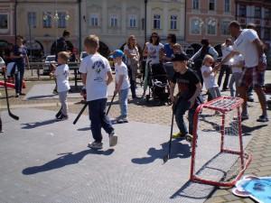 Hokejbal pro malé